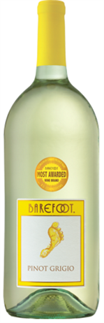 Barefoot Pinot Grigio